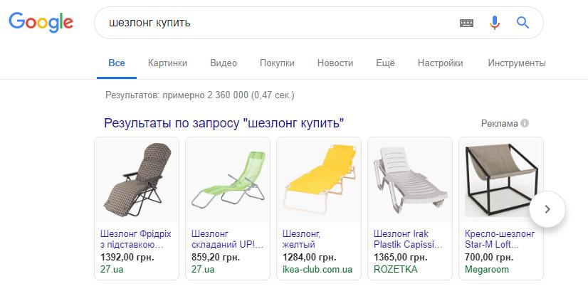 Google Shopping-tovarnaya-reklama