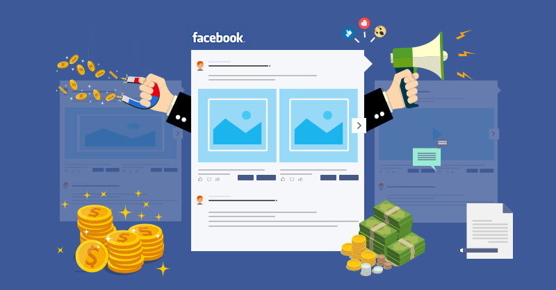Facebook ads and content merging for much better ROI